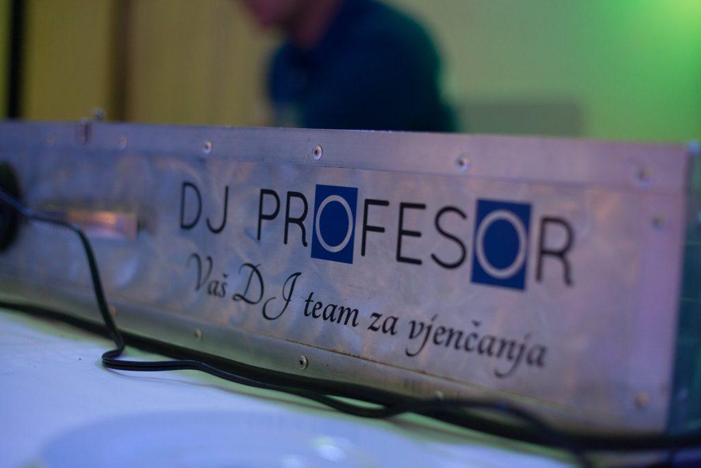 DJ za vjenčanja, DJ za svadbu